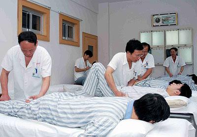 Erotic chinese tuina massage ma